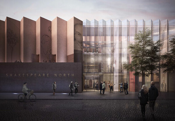 £19m Merseyside Shakespeare theatre gets green light