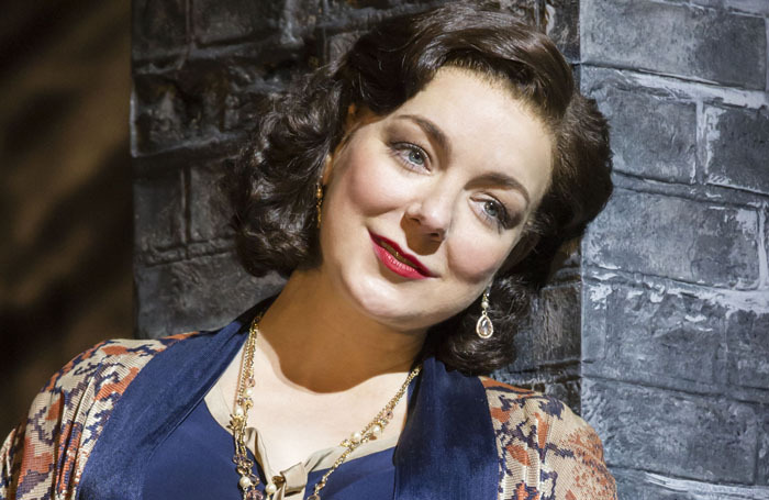 Sheridan Smith in Funny Girl. Photo: Johan Persson