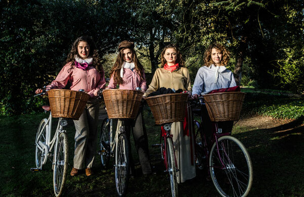 HandleBards launches all-female Shakespeare troupe