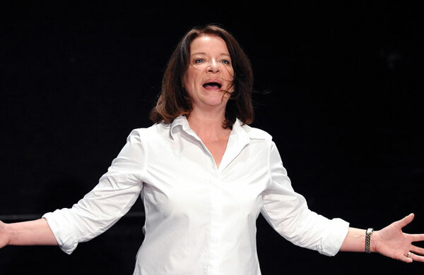Clare Higgins: 'Hamlet is overrated and overperformed'