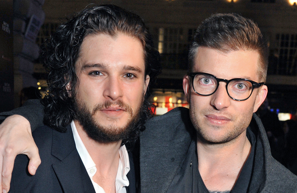 Opening night – Doctor Faustus, starring Kit Harington, at the Duke of York's Theatre, London