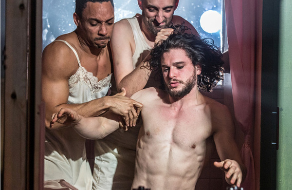Kit Harington in Doctor Faustus – review round-up