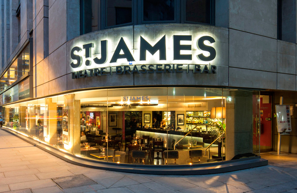 St James Theatre audience members hospitalised after fall