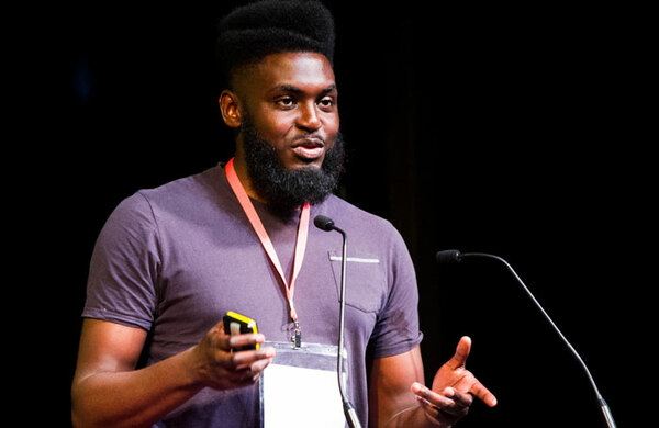 Yinka Ayinde: 'Connect to popular culture' to attract new theatregoers
