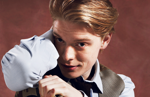 Freddie Fox: 'If my family did Hamlet we'd  fight over the title role'