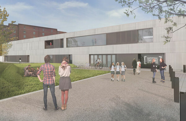 National Theatre of Scotland to offer 10 funded residencies at new Rockvilla home