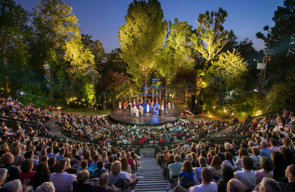 Mark Shenton's top venues: Regent's Park Open Air Theatre
