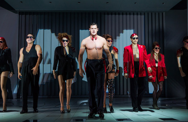 Richard Jordan: Why was American Psycho left for dead on Broadway?