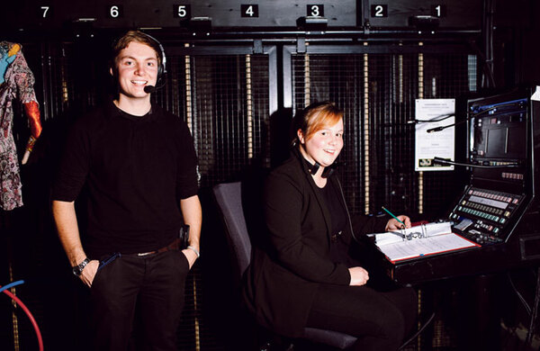 Training: How to forge a career in stage management