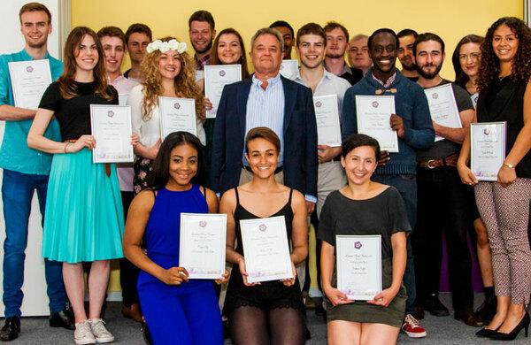 Winners of 2016 Laurence Olivier bursaries announced