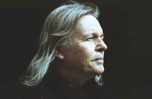Christopher Hampton: 'For as long as I can remember, all I wanted was to be a writer'