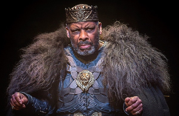 BBC iPlayer to stream Don Warrington as King Lear