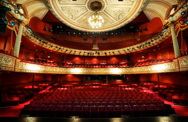 Wolverhampton Grand to replace seating in £1.1m refurb