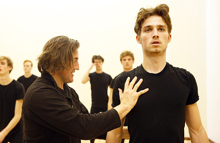 A student at Guildhall School of Music and Drama – one of the schools seeking to raise its fees. Photo: GSMD