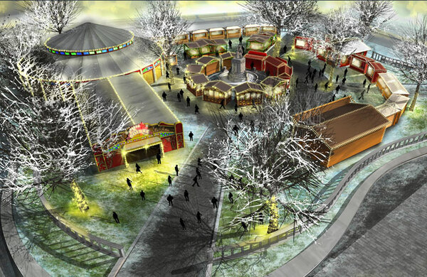 Underbelly to transform Leicester Square for Christmas 2016