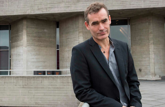 Rufus Norris outside the National Theatre. Photo: National Theatre