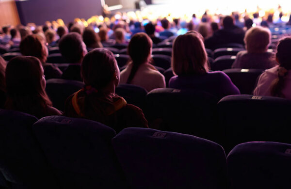 Richard Jordan: What is a 'target' audience?