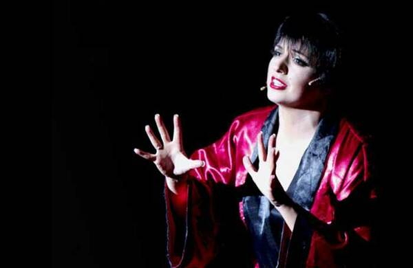 Competition: Win tickets to see Somewhere Under the Rainbow: The Liza Minnelli Story at the Camden Fringe