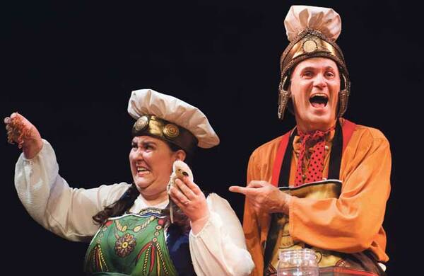 Neal Foster: 'Horrible Histories has been on every month since 2005'