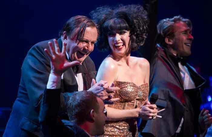 Barry Humphries' Weimar Cabaret. Photo: Claudio Raschella