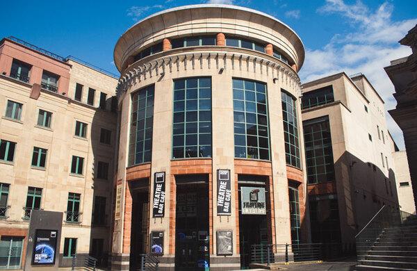 Mark Shenton's top venues: Traverse Theatre, Edinburgh