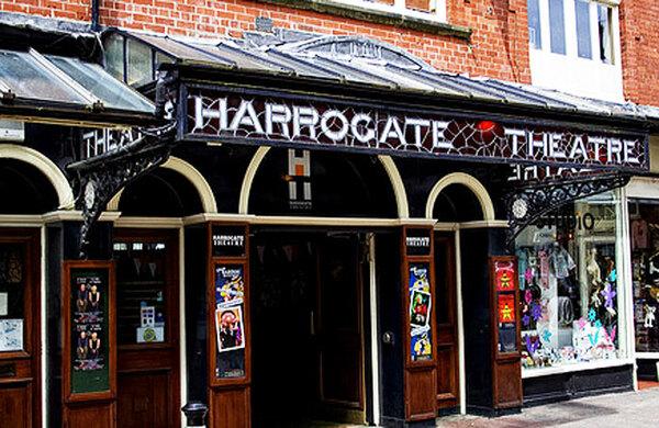 Diary: Haunted Harrogate Theatre calls Ghostbusters