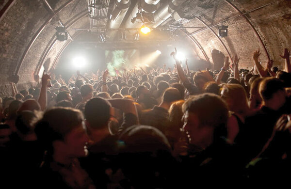 Take Me Somewhere festival to be spiritual successor to Glasgow Arches