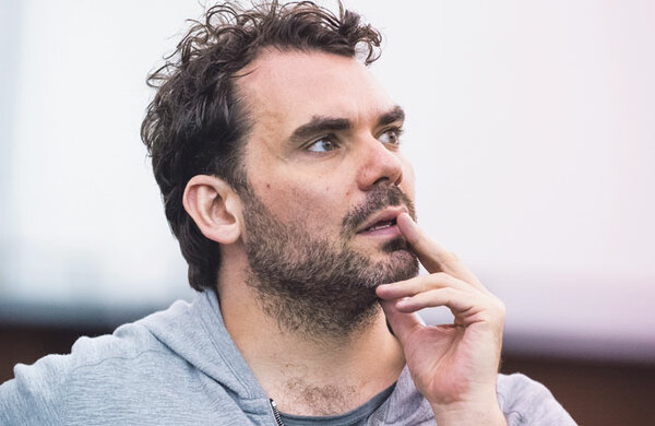 Daniel Kramer: 'Opera is so important, so stop coming for our building. Back off'