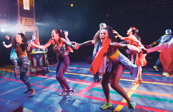 In the Heights to close in January 2017