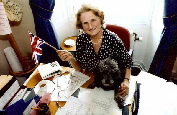 Fringe rejects call to commemorate 'Edinburgh's Mary Whitehouse', Moira Knox