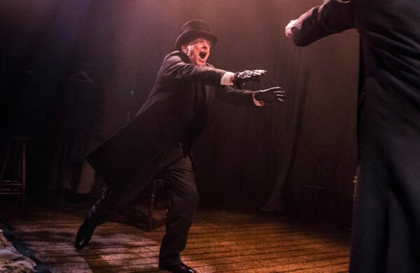 Diary: Offstage fright at The Woman in Black