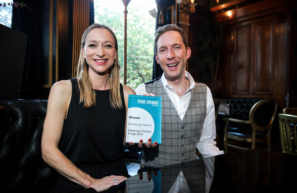 Sarah-Louise Young and Delme Thomas among final winners of The Stage Edinburgh Awards