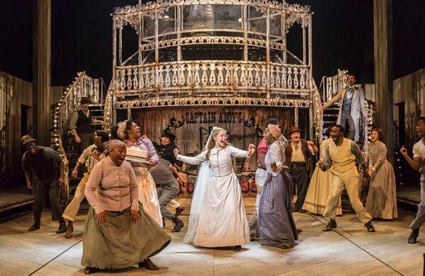 Sheffield Theatres tipped for success at UK Theatre Awards 2016