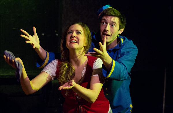 Guildford Fringe Theatre Company adopts minimum wage policy