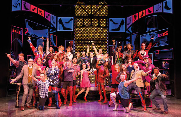 Kinky Boots – we meet the new cast of the West End show