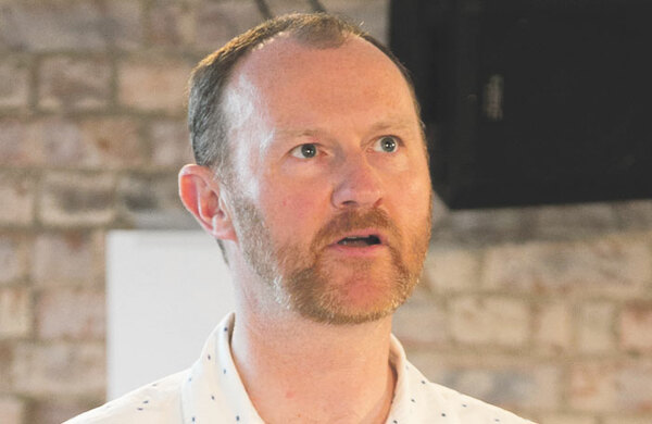 Mark Gatiss: 'There's nothing quite like the sheer bloody terror of theatre'