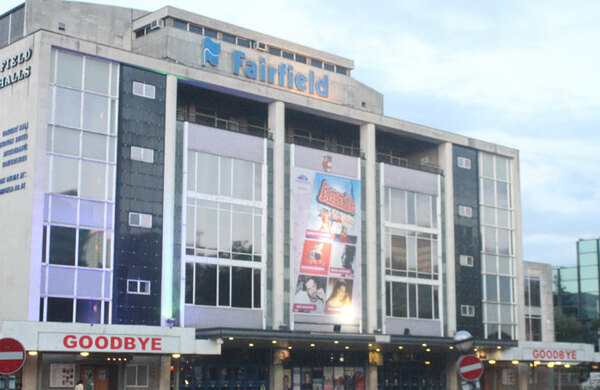Fresh concerns over Fairfield Halls revamp budget emerge