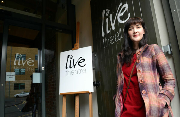 Lindsay Rodden appointed writer-in-residence at Live Theatre, Newcastle