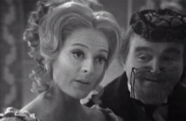 BBC's 'lost' Much Ado with Maggie Smith and Robert Stephens rediscovered