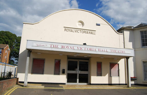 Tunbridge Wells' Royal Victoria Hall to be reborn as Southborough Hub