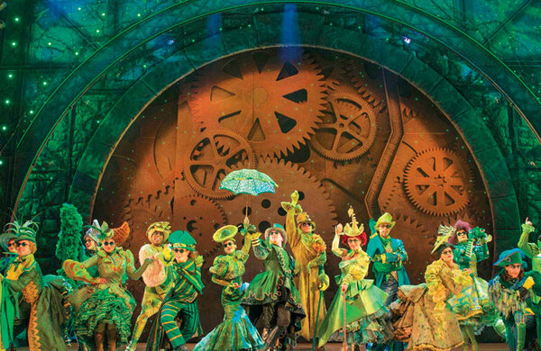 'London's show is the jewel in our crown' – Wicked 10th anniversary gala