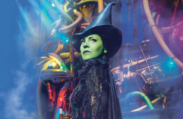 Mark Shenton: Here's why the bewitching Wicked continues to fly