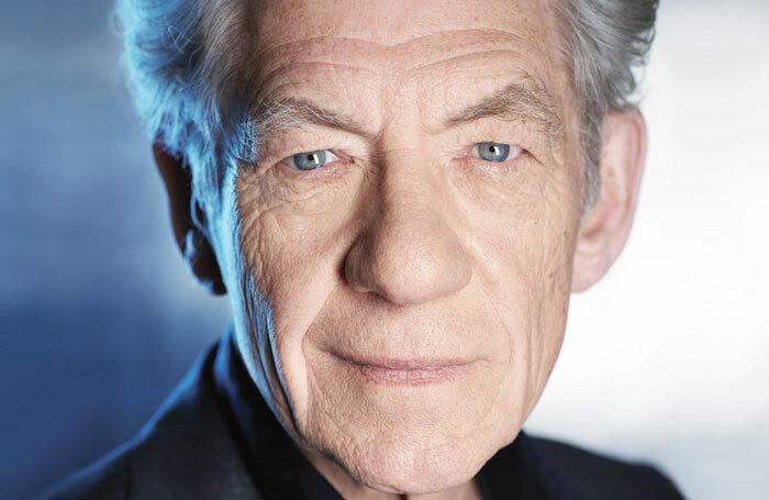 Ian McKellen. Photo: Sarah Dunn