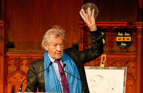McKellen: National Theatre must break free of London to represent the wider UK