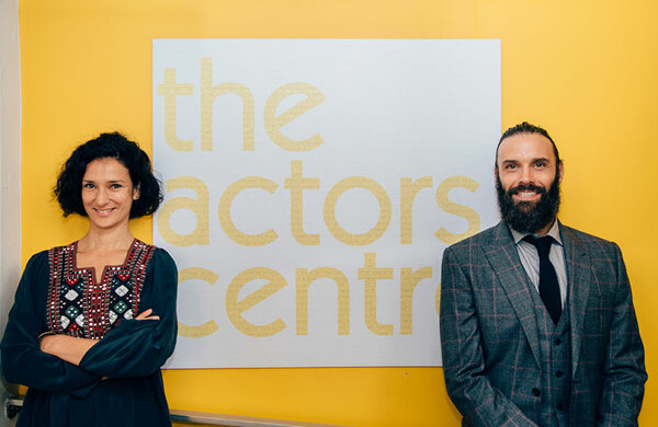 Indira Varma and Joseph Millson become patrons of the Actors Centre
