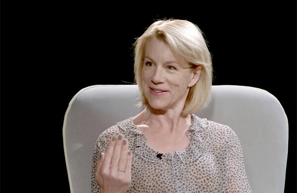 Juliet Stevenson: Stage fright almost ended my career