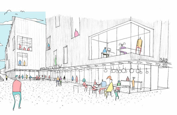 Mountview gets green light for multimillion-pound new Peckham base