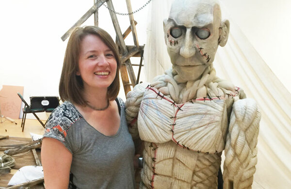 Yvonne Stone: 5 tips for working with puppets