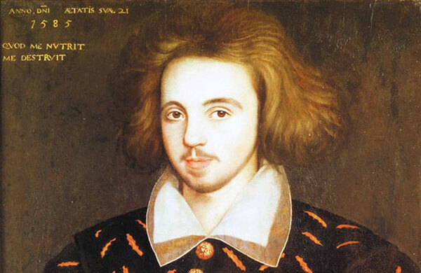 New Oxford Shakespeare to credit Christopher Marlowe as joint author