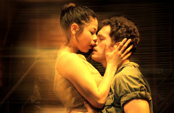 Miss Saigon cinema screenings set new box office record